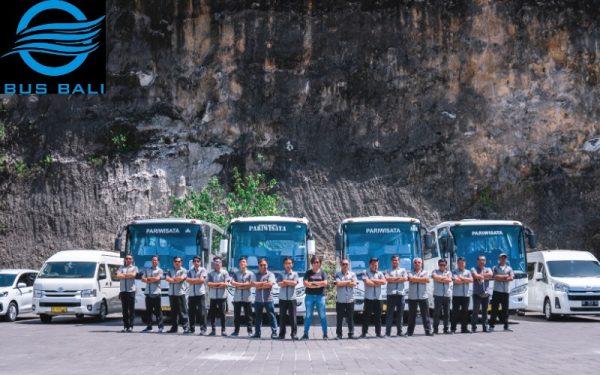 Bus Bali Sudah Standar Protokol Covid 19